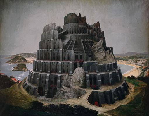 2000 - Babel Nahasketa - O/L - 114x146