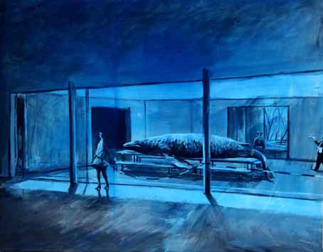 crime scene,do not cross   122x150cm