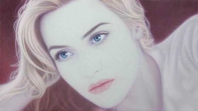 April Wheeler, 37 x 66cm, oil on canvas