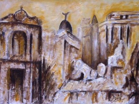 Cibeles, Alcalá y Gran Vía
