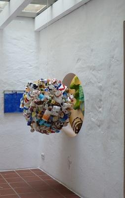 Exposición La Mar de Paper