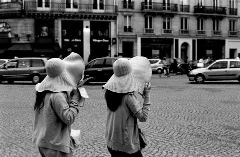 Paris a duo