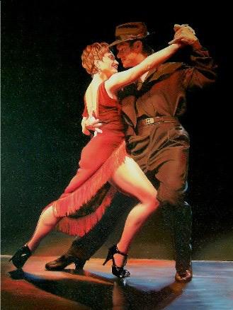 Tango, 140x110cm., oil on canvas