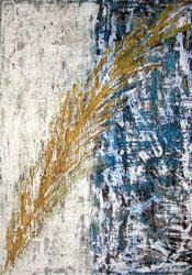 La Palma. Mixta-Papel. 100x70 cm. Exposición Sueños del Misteri dElx