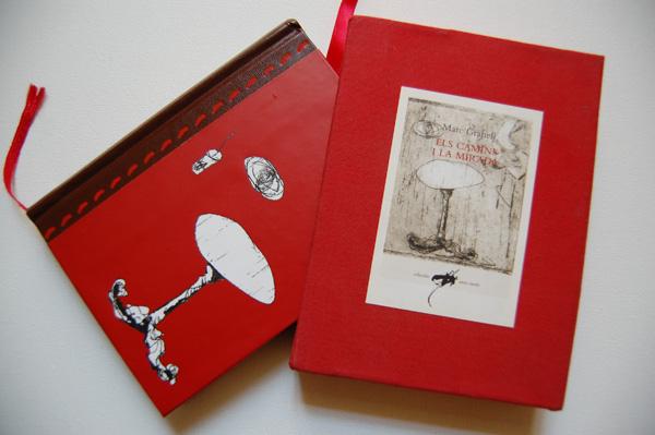 Libro de artista. Poemas y grabados