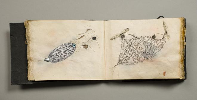 Libro de artista, AMONKSDILUVIO