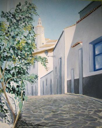 Camino del Llané-Cadaqués