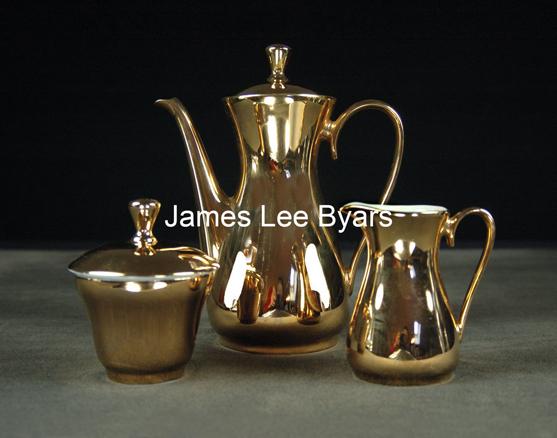 James Lee Byars, serie Still Life, 100 x 70 cms, fotografia s. aluminio, 2006