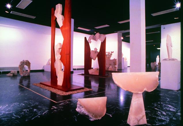 Espacio, silencio y escultura