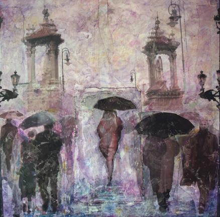 La dama de la lluvia