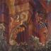Otra lluvia de verano - Acrilico - impresion digital sobre lienzo