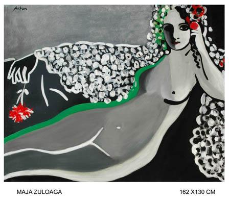 Maja Zuloaga