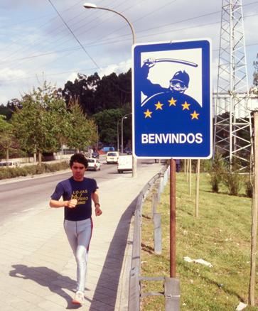 Benvindos. Oporto. 1996