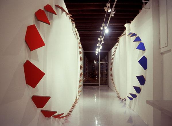 Elliptical Bites01, 2008. Magnan Projects, Nueva York