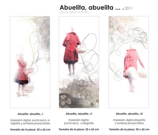 Abuelita, abuelita... | serie Once upon a time...2011