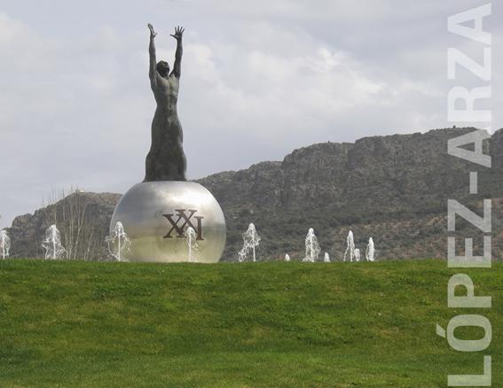 Monumento al Siglo XXI