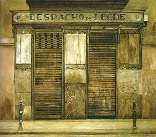 Despacho de leche, 1994