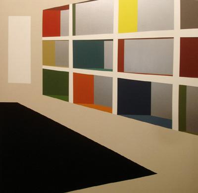 Espacio Cerrado - Primer Premio del 70 Concurso de Arte Valdepeñas