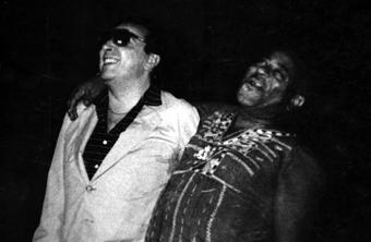 Tete Montoliú y Dizzy Gillespie