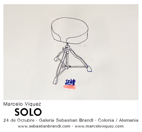 próxima expo galería Sebastian Brandl Coloina Alemania