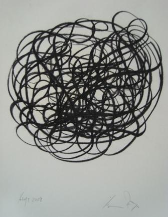 Dibuix sobre paper - 2008