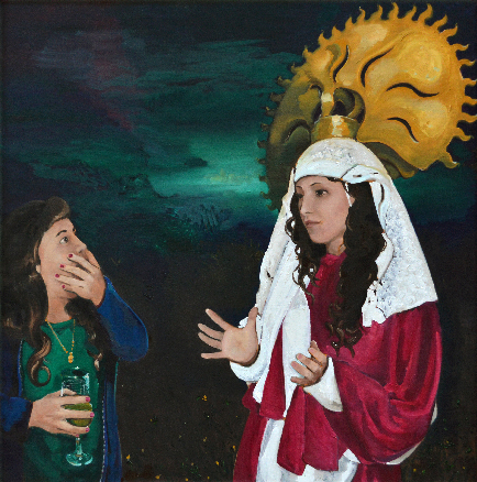 Alucinante María