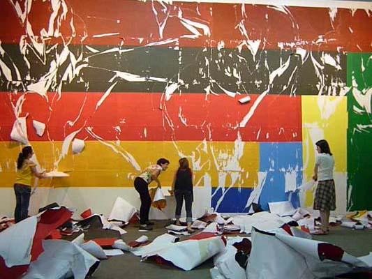 2009. Bienal de Porto Alegre.