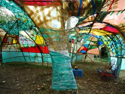 Refugio comunitario,Colombia 2011
