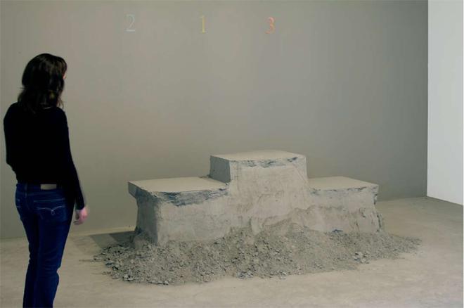 Pódio para ninguém, 2010