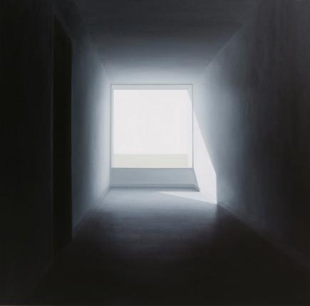 Interior 5. AcrílicoLienzo. 100x100 cm