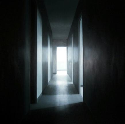 Visible Silencio. 150 x 150 cm. Acrílicolienzo