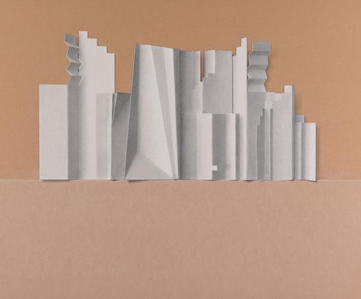 C.TR.II lápiz sobre cartón 170 x 200  2007