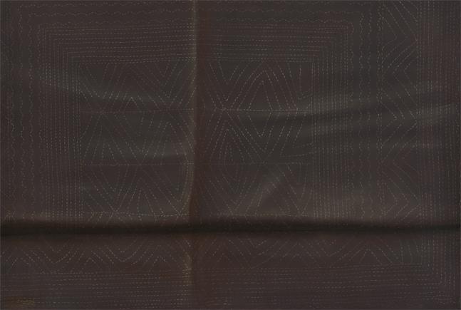 Pliegues Pastel sobre papel 100 x 150 cm 2007
