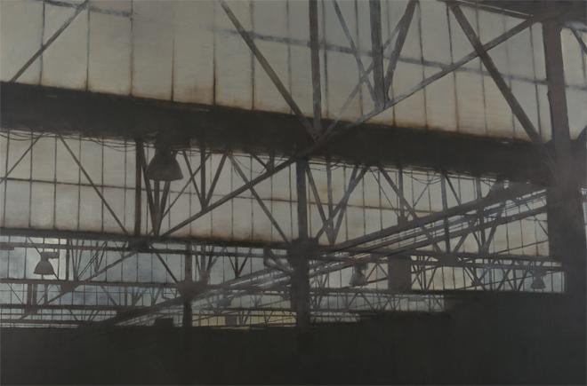 Taller Óleo sobre lienzo200 x 300 cm 2007