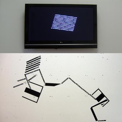 2011 Malevich, Macy Gallery, New York.