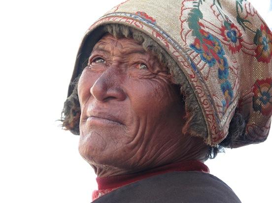 Tibet, dónde vas?
