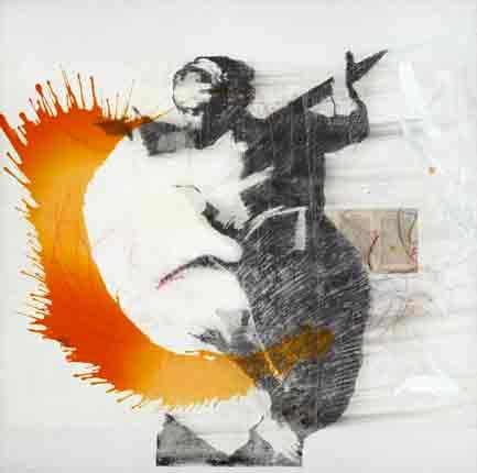 art is revelation 7, 2007.  Pintura