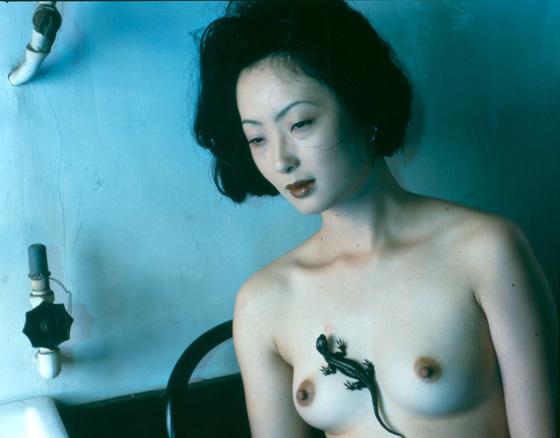 Sin título Tokyo Diary, 2003. Fotografía en color. 33 x 42 cm.