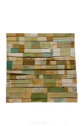 PARED DE BOIS. 124 x 120 T mixta sobre madera