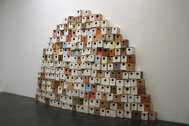 Morro, 2011 - Cortesía Galería Arthobler, Zurich - Foto Josef Kaempf