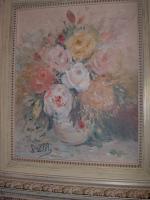 Rosas, 81 x 73