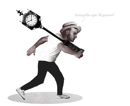 Es tiempo de...