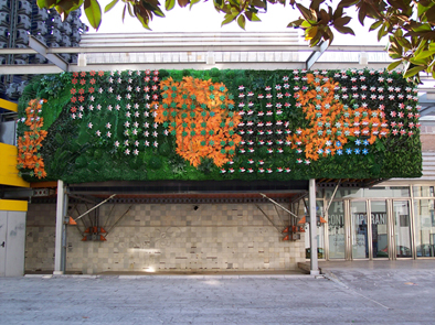 Primavera árabe. Instalación en EAAC. 2011