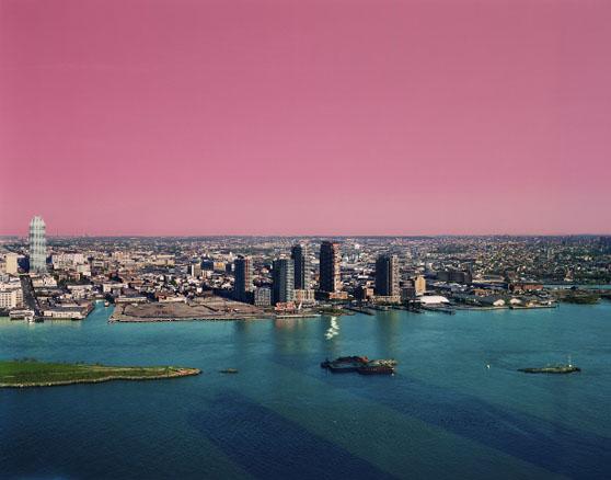 True Stories New York, 2. 2007. Fotografía digital color. 173 x 233 cm.
