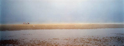 Playa de Omaha - Vierville Sur Mer (Normandia, Francia).