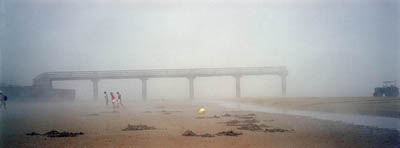 Playa de Vierville Sur Mer - Omaha Beach (Normandia, Francia).