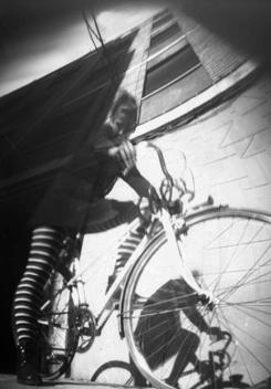 mi bici... más quieta que yo