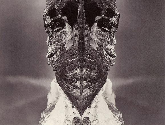 Sho-La. 1989/2002. De la serie SymmetroS. Gelatina de plata. 100 x 75,5 cm.