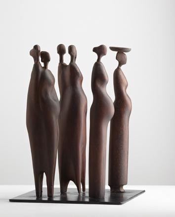Grupo escultórico. 2008