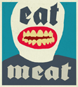 Eat Meat Raw Gallery